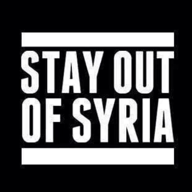 stayoutofSyria